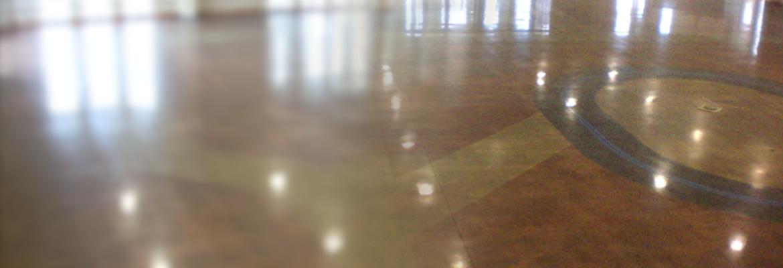 Concrete Floor Polishing, Staining & Repair: Tampa, FL